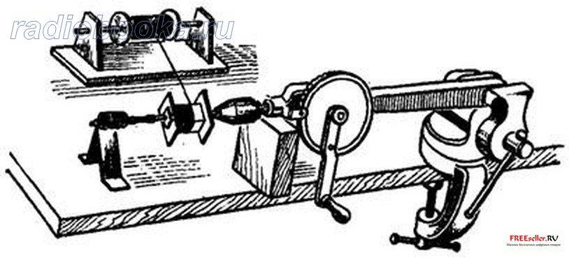 Как сделать ручную дрель фото 617