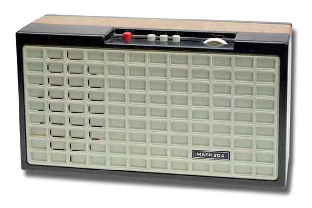 Трёх-программный радиотрансляционный приёмник (громкоговоритель).  Рассчитан на приём трёх программ проводного вещания.