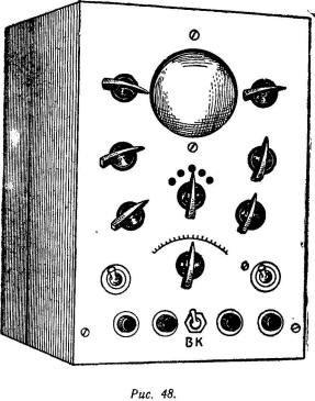 Простой осциллоскоп