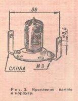 Простой ламповый пробник на 6Ж1П