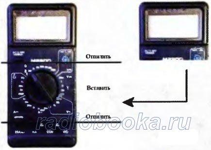 Измерение параметров полевых транзисторов